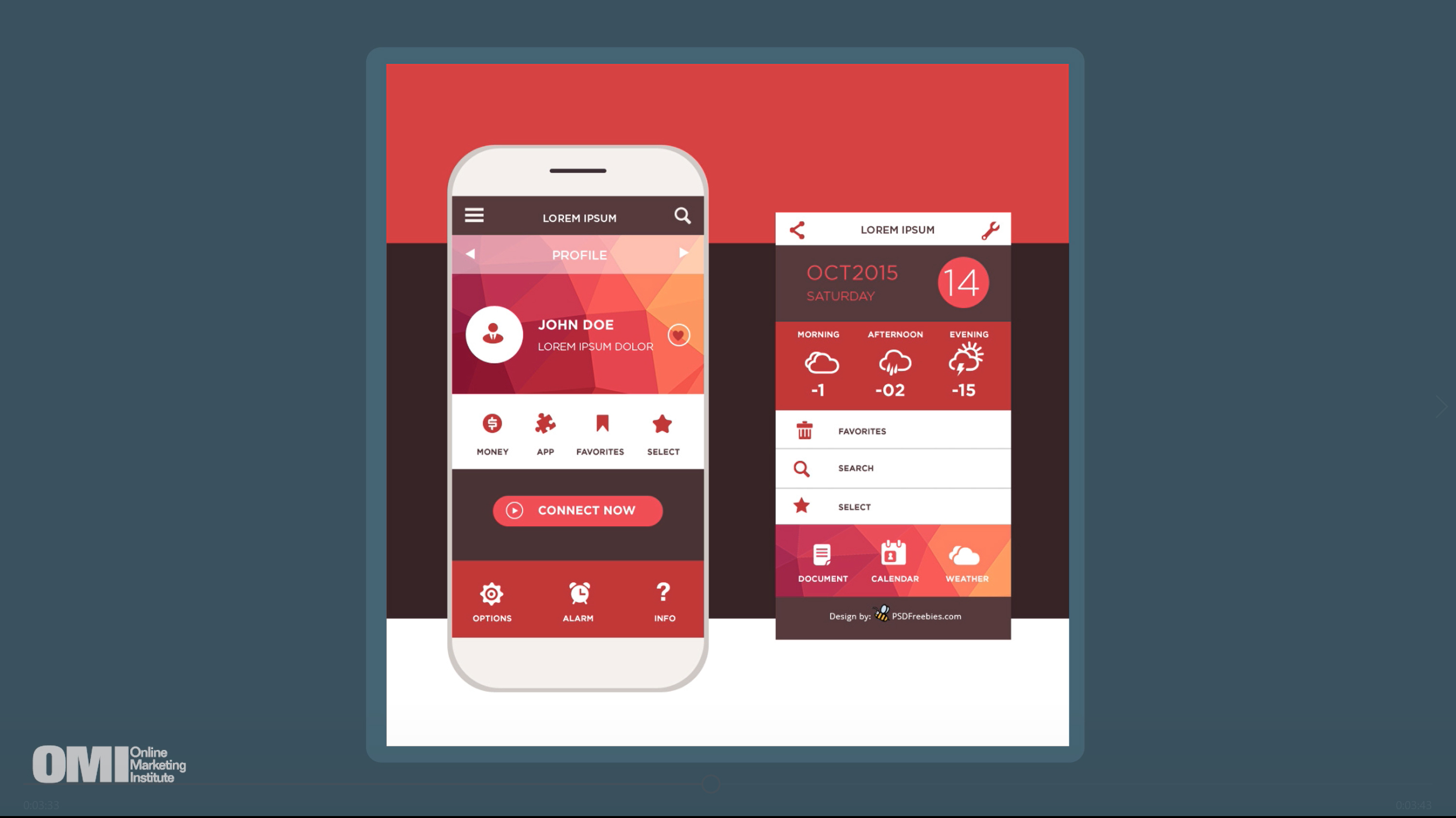 The UX in Mobile Marketing