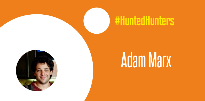 #HuntedHunters #3: Adam Marx sails on good relationships.
