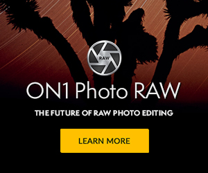 On1 Photo RAW - The future of photo editing - Learn more!