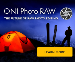 On1 Photo RAW | The Future of RAW Photo Editing | Learn More >>