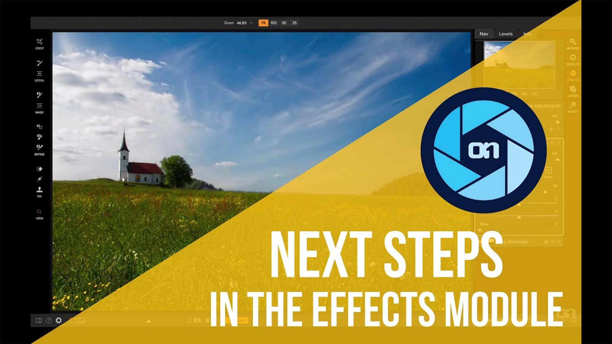 Next Steps in the Effects Module
