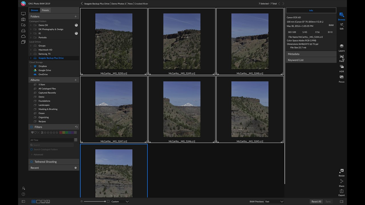 Tips for Creating Better Panoramas – ON1