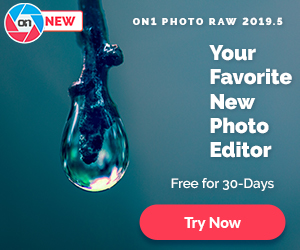 ON1 Photo RAW 2019.5 - Your Favorite New Photo Editor