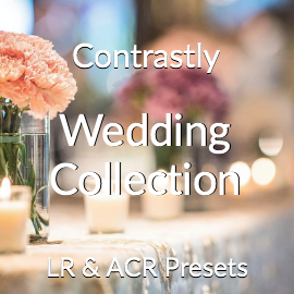 Contrastly Wedding Collection Lightroom and Adobe Camera RAW Presets