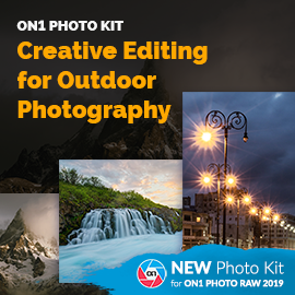 Photo Kit: Creative Editing for Outdoor Photography