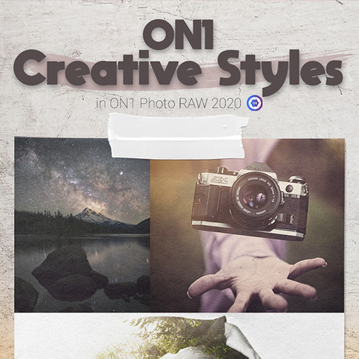 ON1 Creative Styles eBook