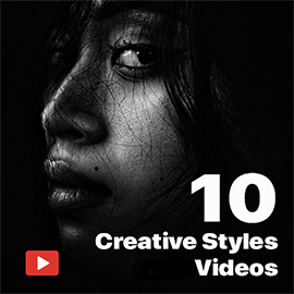 ON1 Creative Styles Videos
