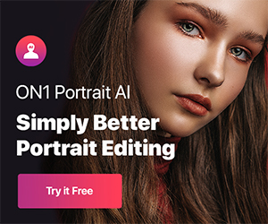ON1 Portrait AI - Simply Better Portrait Editing