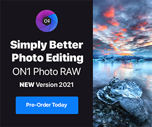 ON1 Photo RAW New Version 2021 - Simply Better Photo Editing