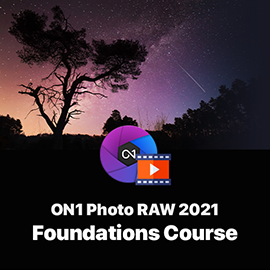 ON1 Photo RAW 2021 Foundations Course