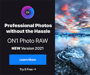 On1 Photo Raw 2021