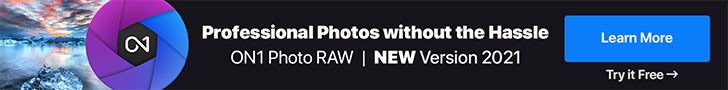 ON1 Photo RAW New Version 2021 - Professional Photos without the Hassle