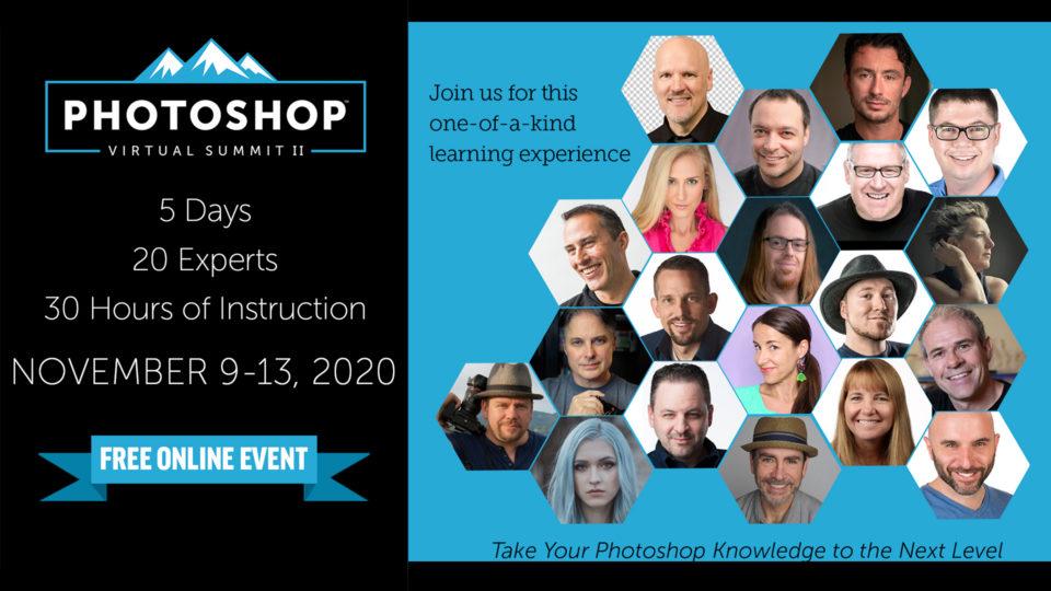 ON1 Photoshop Virtual Summit