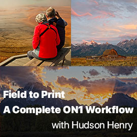 ON1 Photo Kit: Field to Print