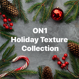 ON1 Holiday Texture Collection