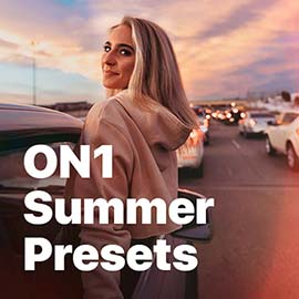 ON1 Summer Preset Collection