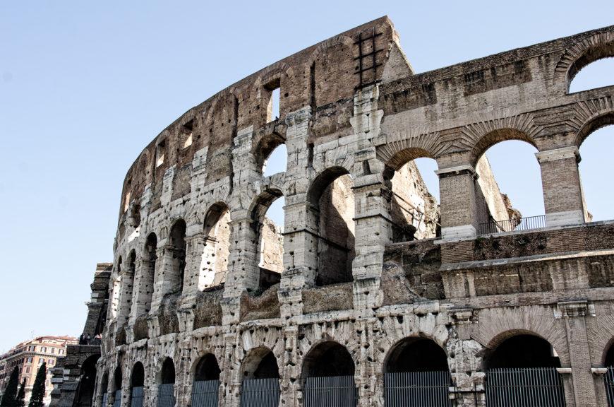 Coliseum, Basic Stylization