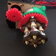 Multi-Colour Extruder