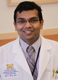Ajjai Shivaram Alva, MBBS, an associate professor at the University of Michigan