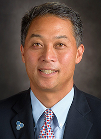 Albert C. Koong, MD, PhD, cochair of the RT task force and chair of the Department of Radiation Oncology at The University of Texas MD Anderson Cancer Center