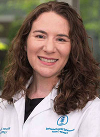 Alison J. Moskowitz, MD, clinical director of the Lymphoma Inpatient Unit at Memorial Sloan Kettering Cancer Center