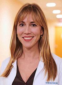 Andrea Cercek, MD, a medical oncologist at Memorial Sloan Kettering Cancer Center