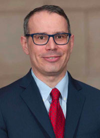Anthony Mato, MD, director of the CLL Program at Memorial Sloan Kettering Cancer Center