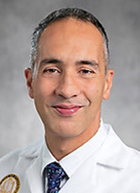 Ayad Hamdan, MD, a hematologist and an associate professor of medicine at Moores Cancer Center at the University of California, San Diego