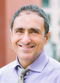 Charalambos (Babis) Andreadis, MD, MSCE, associate professor of clinical medicine in the Department of Medicine at the University of California, San Francisco Helen Diller Family Comprehensive Cancer Cente