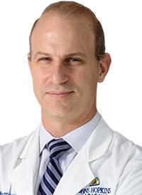 Benjamin P. Levy, MD, Johns Hopkins Sidney Kimmel Comprehensive Cancer Center