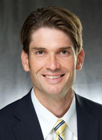 Benjamin J. Miller, MD, MS, co-leader of the Sarcoma Multidisciplinary Oncology Group and associate professor at the University of Iowa