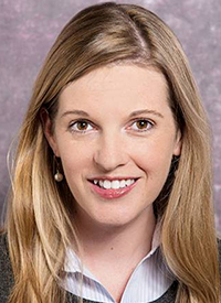 Jessica L. Berger, MD, a gynecologic oncologist at the University of Pittsburgh Medical Center Hillman Cancer Center