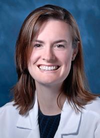 Bobbie J. Rimel, MD, an assistant professor of gynecology and obstetrics at Samuel Oschin Comprehensive Cancer Institute