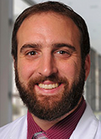 Jonathan E. Brammer, MD, an assistant professor in internal medicine at The Ohio State University Comprehensive Cancer Center-James