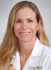 Caitlin Costello, MD, a hematologist/medical oncologist and assistant professor of medicine at University of California, San Diego Health