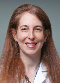 Catherine Diefenbach, MD, director of the clinical lymphoma program at NYU Langone Health's Perlmutter Cancer Center