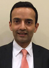 Ajai Chari, MD, an associate professor in hematology and medical oncology at Mount Sinai Hospital
