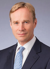 Christian Hogg, chief executive officer of Chi-Med