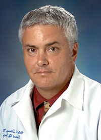 Colin P.N. Dinney, MD, professor and chairman of the Department of Urology at The University of Texas MD Anderson Cancer Center
