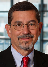 David P. Carbone, MD, PhD, director of the Thoracic Oncology Center at The Ohio State University Comprehensive Cancer Center James