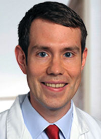 David Bond, MD, an assistant professor at the Ohio State University Comprehensive Cancer Center