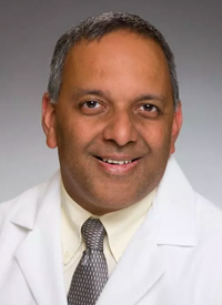 medical oncologist/hematologist, Regional Cancer Care Associates, Sameer Desai, MD