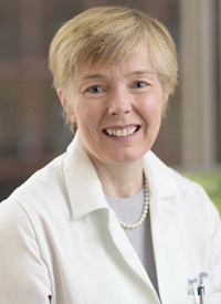 Eileen M. O'Reilly, MD, the associate director for Clinical Research in the David M. Rubenstein Center for Pancreatic Cancer Research and the Winthrop Rockefeller chair of Medical Oncology at Memorial Sloan Kettering Cancer Center