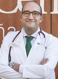 Enrique Grande, MD, head of the Medical Oncology Service, head of Clinical Research of the MD Anderson Foundation Spain, MD Anderson Cancer Centre Madrid