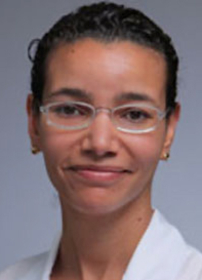Julia Fehniger, MD, oncology fellow at NYU Langone Health Perlmutter Cancer Center