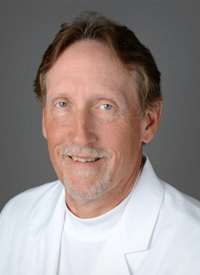 Forrest Thompson, MD, a hematologist and medical oncologist at the Levine Cancer Institute of Atrium Health