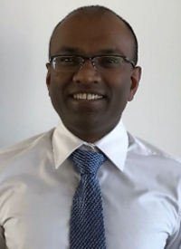 Ganessan Kichenadasse, MBBS, FRACP, a medical oncology researcher at the Flinders Centre for Innovation in Cancer