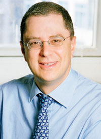 Ghassan K. Abou-Alfa, MD, a medical oncologist at Memorial Sloan Kettering Cancer Center