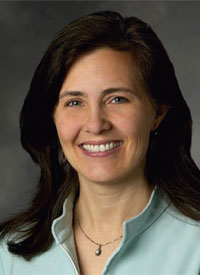 Heather Wakelee, MD, professor of medicine, oncology, Stanford University