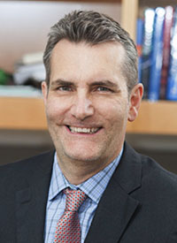Ingo K. Mellinghoff, MD, acting co-chair and vice chair for Research in the Department of Neurology, chief of Brain Tumor Service, and Evnin Family Chair in Neuro-Oncology of Memorial Sloan Kettering Cancer Center